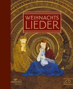 Weihnachtslieder von Brecht,  Klaus, Walka,  Frank, Weigele,  Klaus K