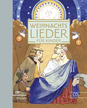 Weihnachtslieder für Kinder von Kramer,  Evelin, Lefrancois,  Markus, Weigele,  Klaus K