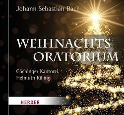 Weihnachtsoratorium von Bach,  Johann Sebastian, Rilling,  Helmuth