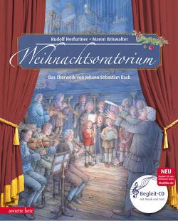 Weihnachtsoratorium von Briswalter,  Maren, Herfurtner,  Rudolf
