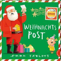 Weihnachtspost von Naumann,  Ebi, Yarlett,  Emma