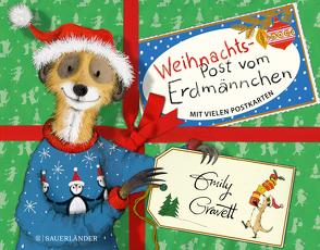 Weihnachtspost vom Erdmännchen von Gravett,  Emily, Gutzschhahn,  Uwe-Michael