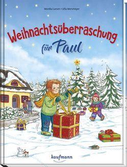 Weihnachtsüberraschung für Paul von Larsen,  Monika, Mersmeyer,  Ulla