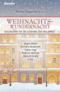 Weihnachtswundernacht von Klappstein,  Thomas