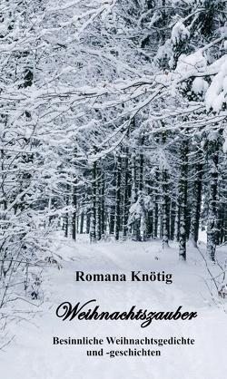 Weihnachtszauber – Besinnliche Weihnachtsgedichte und -geschichten von Knötig,  Romana