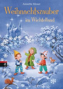 Weihnachtszauber im Wichtelland von Moser,  Annette, Nagel,  Tina