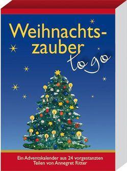 Weihnachtszauber – to go von Ritter,  Annegret