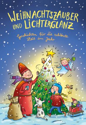Weihnachtszauber und Lichterglanz von Bruder,  Elli, Fritsch,  Marlene