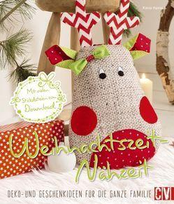 Weihnachtszeit-Nähzeit von Hanack,  Kasia