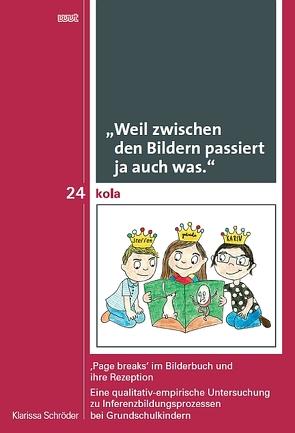 """""""Weil zwischen den Bildern passiert ja auch was."""" von Schröder,  Klarissa"""