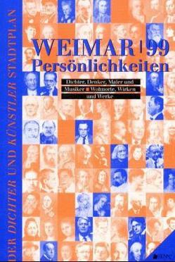 Weimar '99 Persönlichkeiten von Fritsch,  Ute