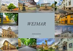 Weimar Impressionen (Wandkalender 2020 DIN A4 quer) von Meutzner,  Dirk