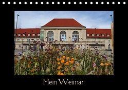Weimar (Tischkalender 2018 DIN A5 quer) von Flori0,  k.A.