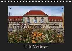 Weimar (Tischkalender 2019 DIN A5 quer)