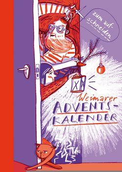 Weimarer Adventskalender von Kessner,  Lydia