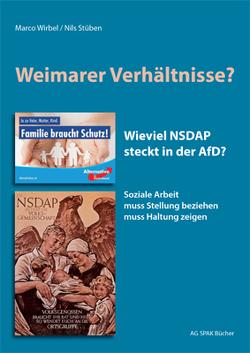 Weimarer Verhältnisse von Stüben,  Nils, Wirbel,  Marco