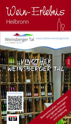 Wein-Erlebnis Heilbronn (vormals Besenführer) Ausgabe 2019