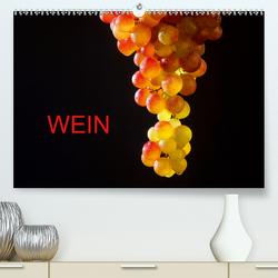 Wein (Premium, hochwertiger DIN A2 Wandkalender 2021, Kunstdruck in Hochglanz) von Jaeger,  Thomas
