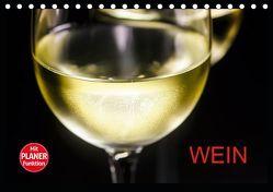 Wein (Tischkalender 2019 DIN A5 quer) von Jäger,  Anette/Thomas