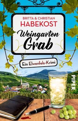 Weingartengrab von Habekost,  Britta, Habekost,  Christian