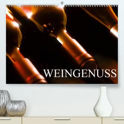 Weingenuss (Premium, hochwertiger DIN A2 Wandkalender 2021, Kunstdruck in Hochglanz) von Jäger,  Anette/Thomas
