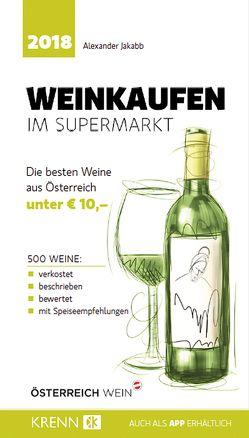 Weinkaufen im Supermarkt 2018 von Jakabb,  Alexander