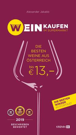 Weinkaufen im Supermarkt 2019 von Jakabb,  Alexander