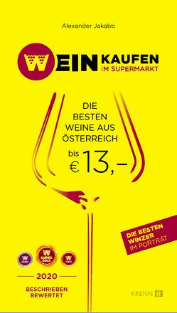 Weinkaufen im Supermarkt 2020 von Jakabb,  Alexander
