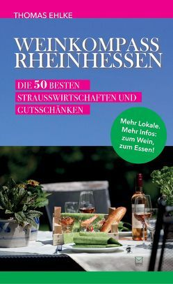 Weinkompass Rheinhessen von Ehlke,  Thomas, Zimmermann,  Torsten