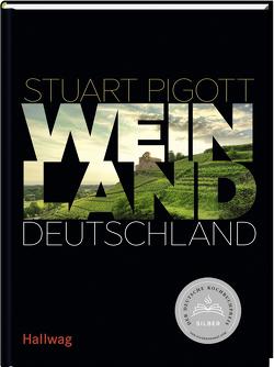 Weinland Deutschland von Frenzel,  Ralf, Pigott,  Stuart