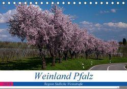 Weinland Pfalz – Region Südliche Weinstraße (Tischkalender 2018 DIN A5 quer) von by Franz Tangermann,  Photographie