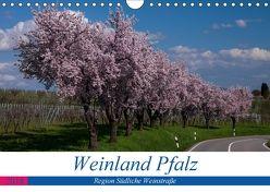 Weinland Pfalz – Region Südliche Weinstraße (Wandkalender 2018 DIN A4 quer) von by Franz Tangermann,  Photographie