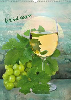 Weinlaune (Wandkalender 2020 DIN A3 hoch) von Lutzius,  Manfred
