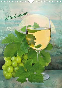 Weinlaune (Wandkalender 2020 DIN A4 hoch) von Lutzius,  Manfred