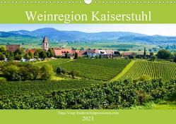 Weinregion Kaiserstuhl (Wandkalender 2021 DIN A3 quer) von Voigt,  Tanja