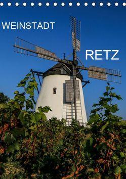 Weinstadt Retz (Tischkalender 2019 DIN A5 hoch) von Sock,  Reinhard