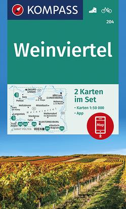 Weinviertel von KOMPASS-Karten GmbH