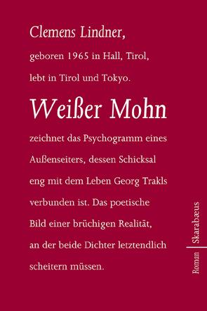 Weißer Mohn von Lindner,  Clemens