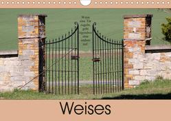 Weises (Wandkalender 2020 DIN A4 quer) von Flori0