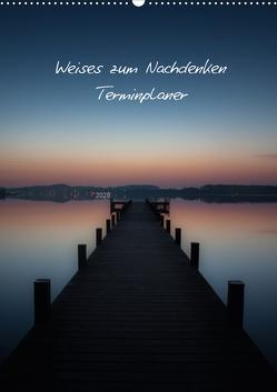 Weises zum Nachdenken – Terminplaner / CH-Version (Wandkalender 2020 DIN A2 hoch) von Kaiser,  Ralf