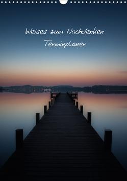 Weises zum Nachdenken – Terminplaner / CH-Version (Wandkalender 2020 DIN A3 hoch) von Kaiser,  Ralf