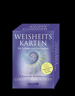 Weisheitskarten für Lebensentscheidungen von Baron-Reid,  Colette, Kappen,  Horst