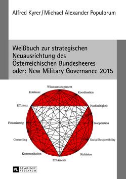 Weißbuch zur strategischen Neuausrichtung des Österreichischen Bundesheeres- oder: New Military Governance 2015 von Kyrer,  Alfred, Populorum,  Michael Alexander