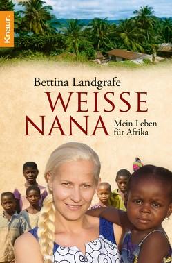 Weiße Nana von Landgrafe,  Bettina, Rygiert,  Beate