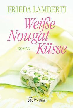 Weiße Nougat Küsse von Lamberti,  Frieda
