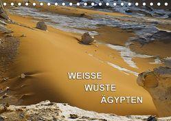 Weisse Wüste Ägypten (Tischkalender 2019 DIN A5 quer) von Zinn,  Gerhard
