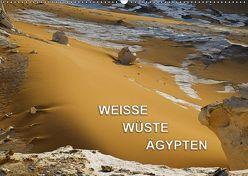 Weisse Wüste Ägypten (Wandkalender 2019 DIN A2 quer) von Zinn,  Gerhard