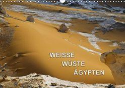 Weisse Wüste Ägypten (Wandkalender 2019 DIN A3 quer) von Zinn,  Gerhard