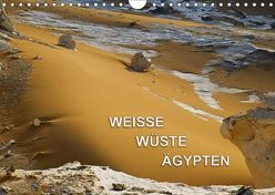 Weisse Wüste Ägypten (Wandkalender 2019 DIN A4 quer) von Zinn,  Gerhard