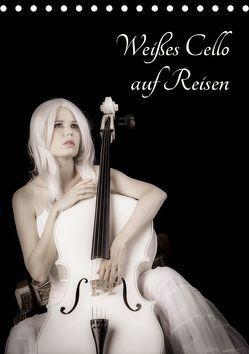 Weißes Cello auf Reisen (Tischkalender 2019 DIN A5 hoch) von Art,  Ravienne